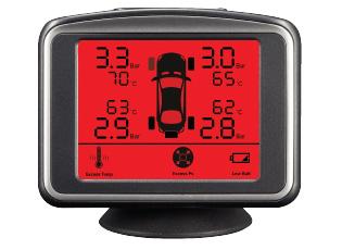 Система контроля давления в шинах Parkmaster TPMS 4-06