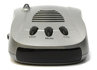Автомобильный радар–детектор Inspector RD U5-v