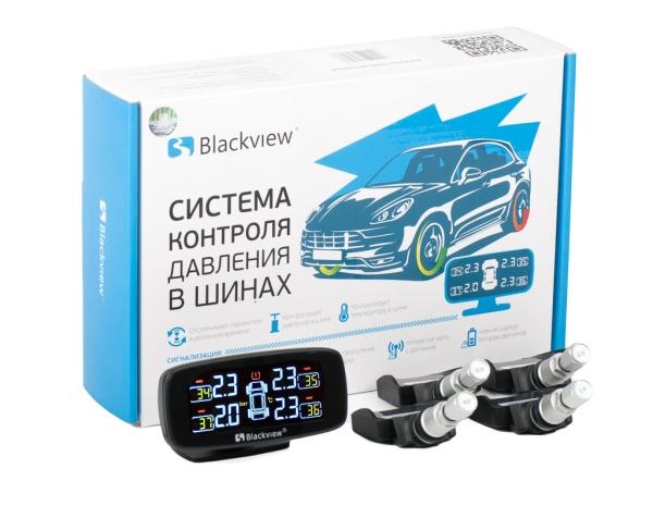 Система контроля давления в шинах Blackview TPMS X5 Internal
