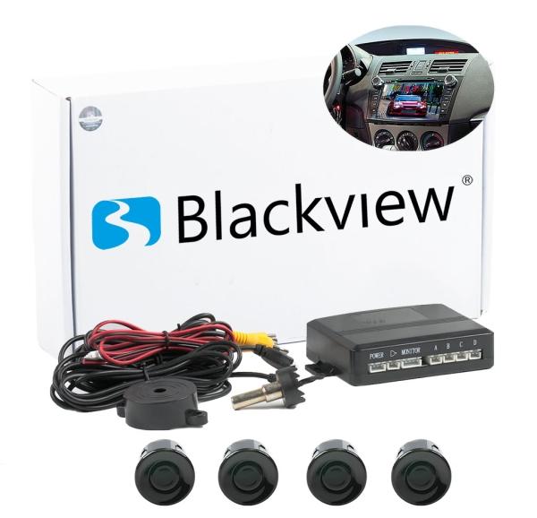 Парковочный радар Blackview VPS-4 Black