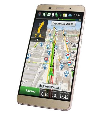 Смартфон-навигатор с 4G модулем GlobusGPS GL-800Diamond