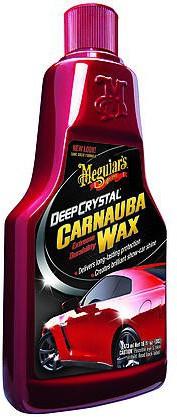 Воск Meguiar's Deep Crystal Carnauba Wax