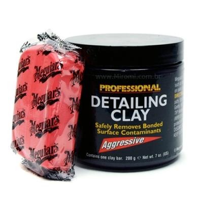Синтетическая глина Meguiar's Detailing Сlay C2100