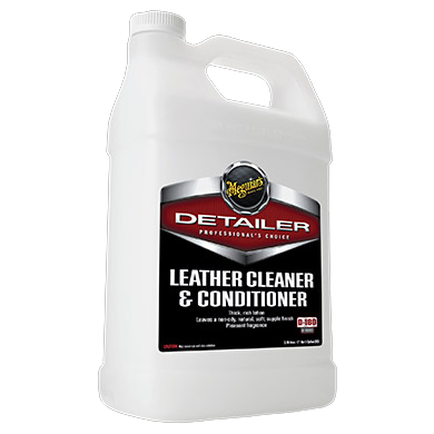 Очиститель и кондиционер для кожи Meguiar's Leather Cleaner Conditioner