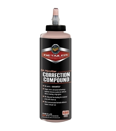 Абразивный состав Meguiar's D30016 DA Mocrofiber Correction Compound