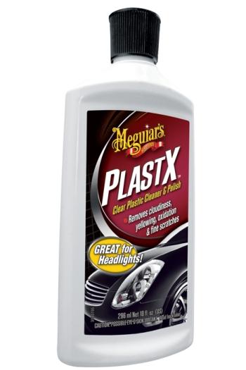Средство для прозрачных пластмассовых поверхностей Meguiar's Plast-X