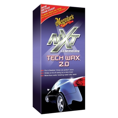 Защитный воск Meguiar's G12718 NXT Generation Tech Liquid Wax 2.0