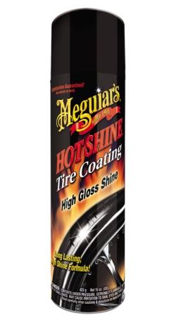Пена для шин Meguiar's Hot Shine Tire Coating