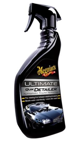 Гидрофобный полимер Meguiar's Ultimate Quik Detailer