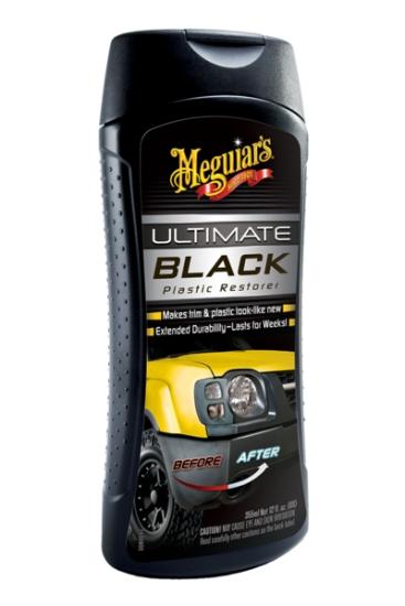 Средство для пластика и резины Meguiar's Ultimate Black Plastic Restorer
