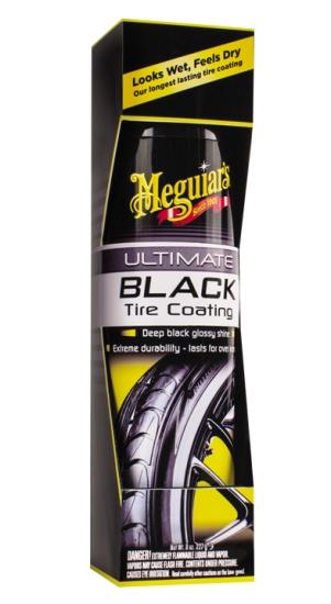 Средство для шин Meguiar's Ultimate Black Tire Coating