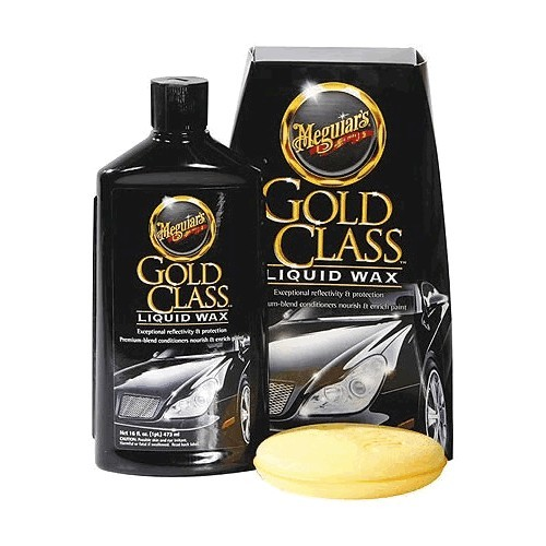 Meguiar's Meguiar s Gold Class Liquid Car Wax