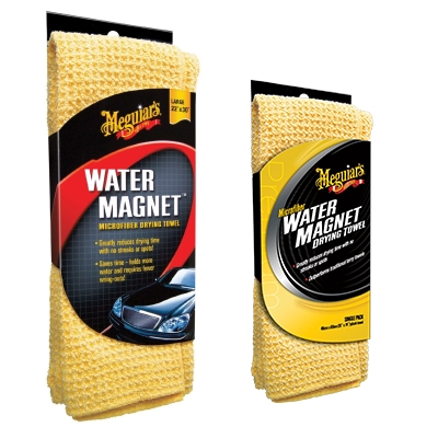 Полотенце микрофибровое Meguiar's Water Magnet Microfiber Crying Towel X2000EU
