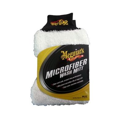Варежка микрофибровая Meguiar's Microfiber Wash Mitt X3002EU