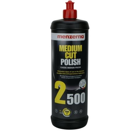 Универсальная малоабразивная полировальная паста Menzerna MCP2500