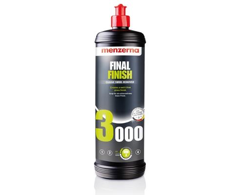 Полировальная паста Menzerna FF3000 (PO85U) 1000 мл