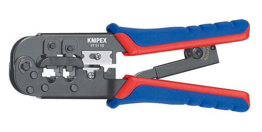 ручной обжимник Knipex KN-975110