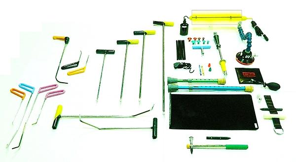комплект PDR оборудования Platinum из 40 предметов