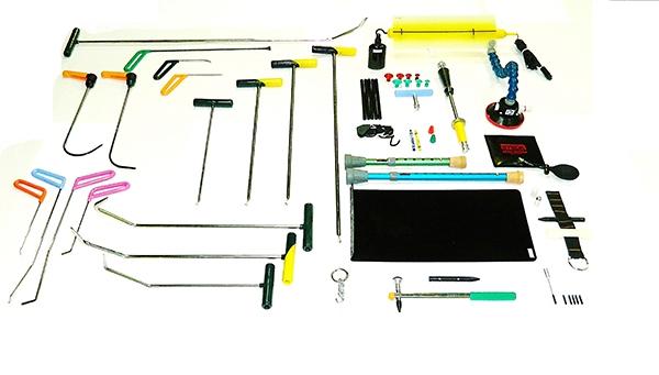 комплект PDR оборудования Рlatinum из 51 предмета