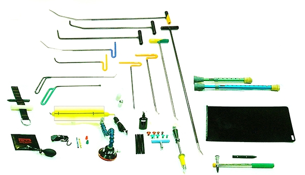 комплект PDR-оборудования из 38 предметов