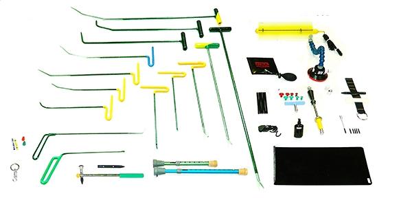 комплект PDR оборудования из 48 предметов